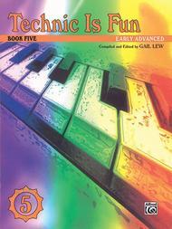 Technic Is Fun, Book 5