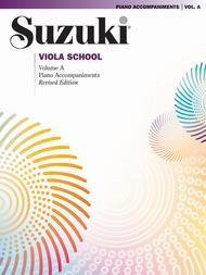 Suzuki Viola School, Volume A