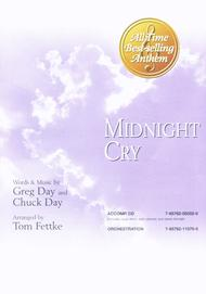 Midnight Cry, SATB (Anthem)