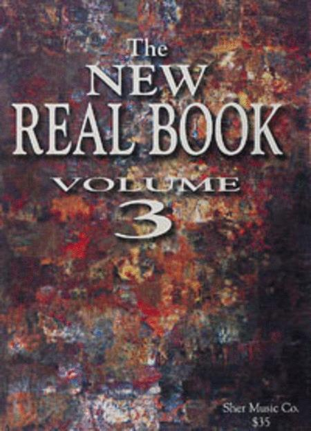 The New Real Book - Volume 3 (C Edition)