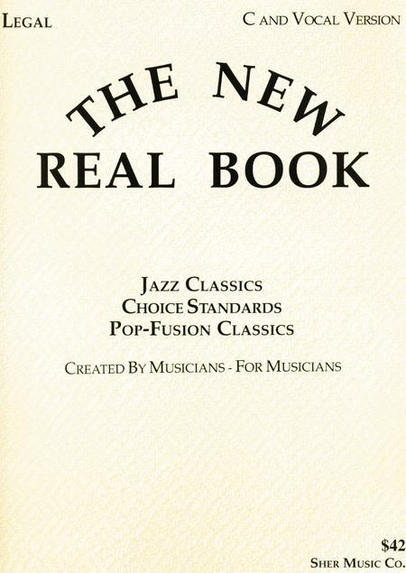 The New Real Book - C Edition