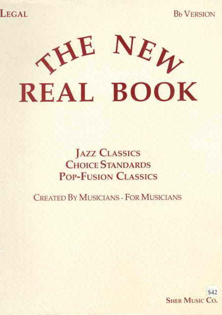 The New Real Book - Bb Edition