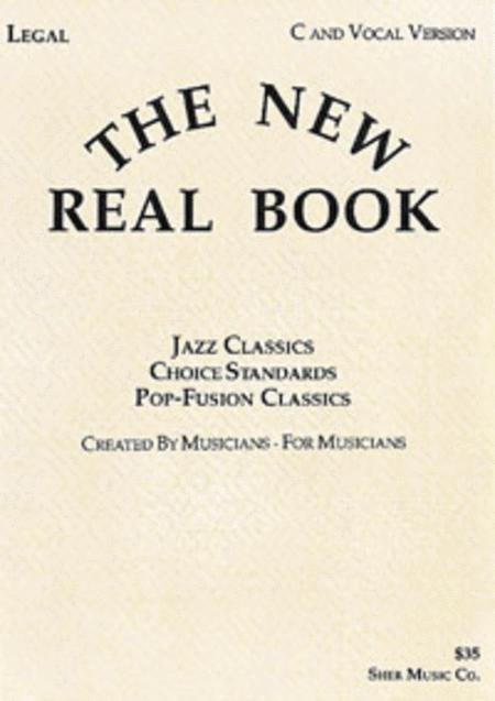 The New Real Book - Eb Edition