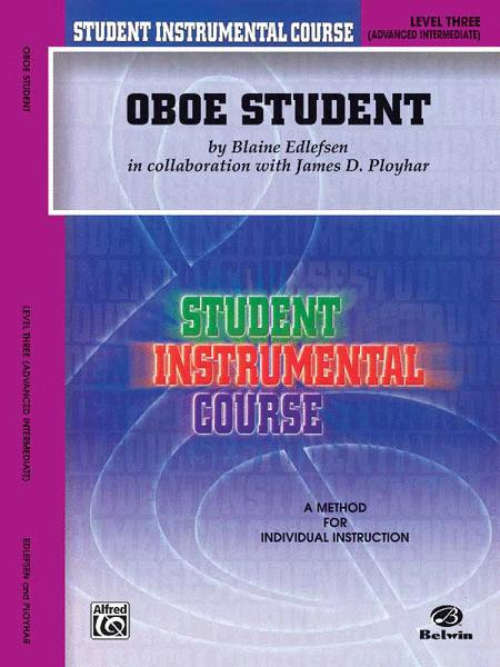 Student Instrumental Course Oboe Student