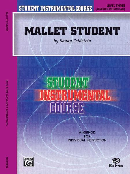 Student Instrumental Course Mallet Student