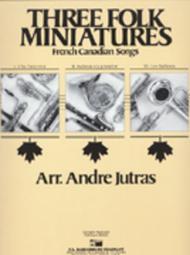 Three Folk Miniatures