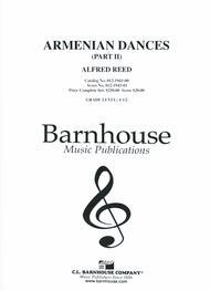 Armenian Dances, Part II