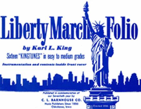 Liberty March Folio