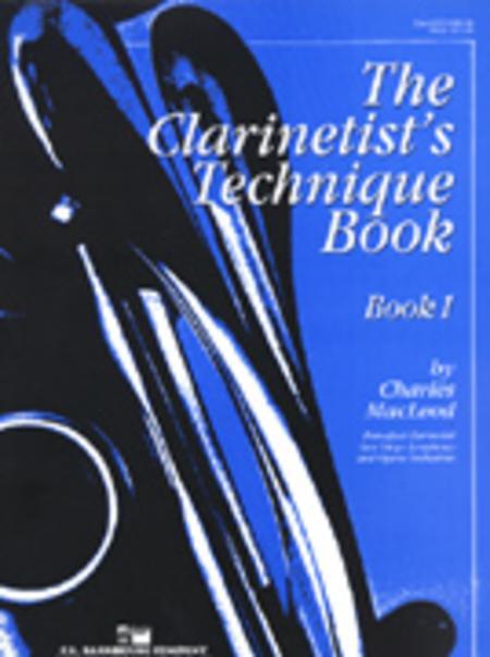 The Clarinetist's Technique Book