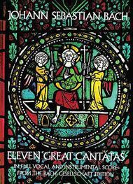 Eleven Great Cantatas