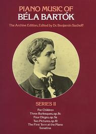 Piano Music of Bela Bartok - Series II