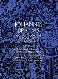 Piano Sonatas and Variations (Complete)
