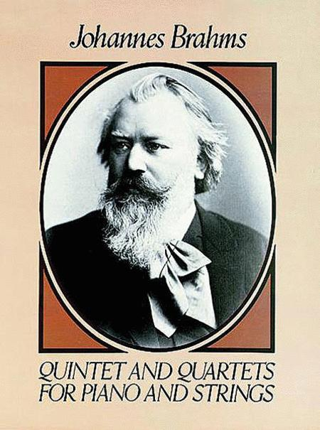 Quintet And Quartets For Piano And Strings