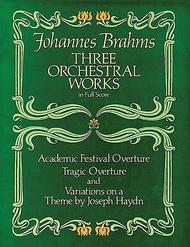 Three Orchestral Works