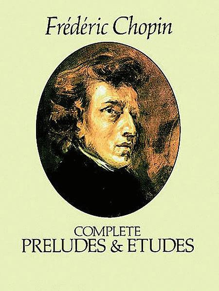 Complete Preludes And Etudes For Solo Piano