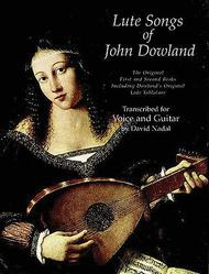 Lute Songs of John Dowland