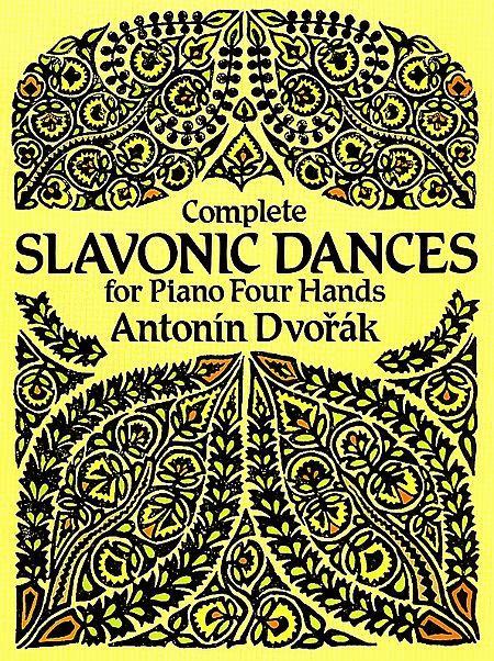 Complete Slavonic Dances - Piano, Four Hands