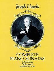 Complete Piano Sonatas - Vol. 1 (Hoboken Nos. 1-29)