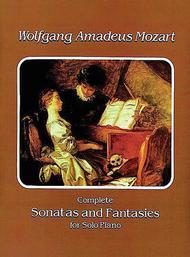 Sonatas and Fantasies for Solo Piano