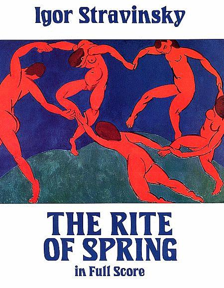 The Rite of Spring - Full Score