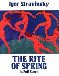 The Rite of Spring - Full Score