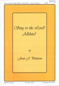 Sing to the Lord! Alleluia!