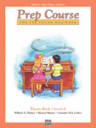 Alfred's Prep Course - Theory Book (Level A)