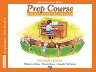 Alfred's Prep Course - Solo Book (Level A)