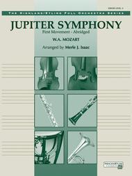 Jupiter Symphony, 1st Movement