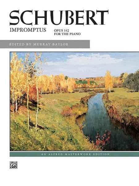 Schubert -- Impromptus, Op. 142