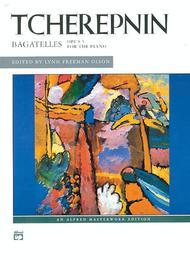 Bagatelles - Opus 5