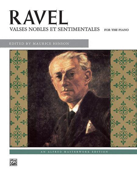 Ravel -- Valses nobles et sentimentales
