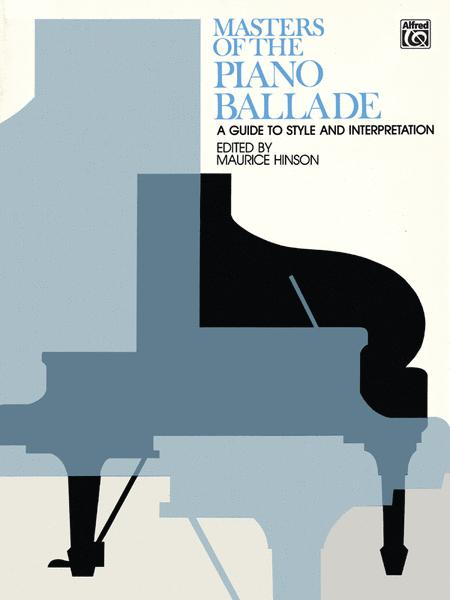 Masters of the Piano Ballade