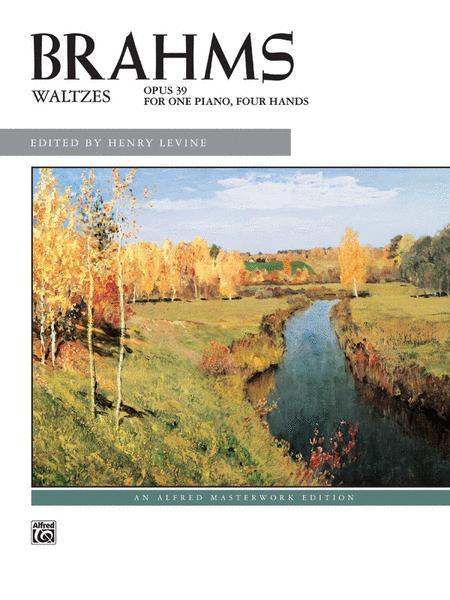 Brahms -- Waltzes, Op. 39