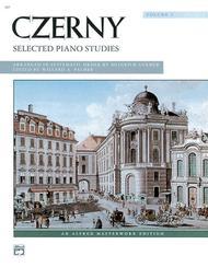 Czerny -- Selected Piano Studies, Volume 1
