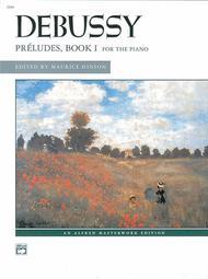 Debussy -- Preludes, Book 1