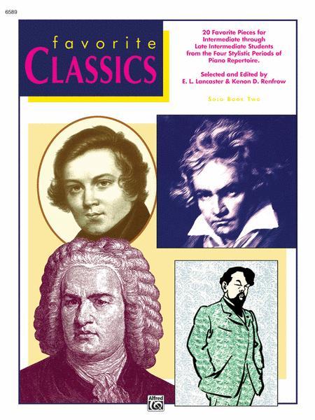 Favorite Classics, Book 2