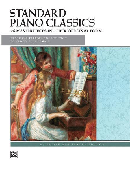 Standard Piano Classics