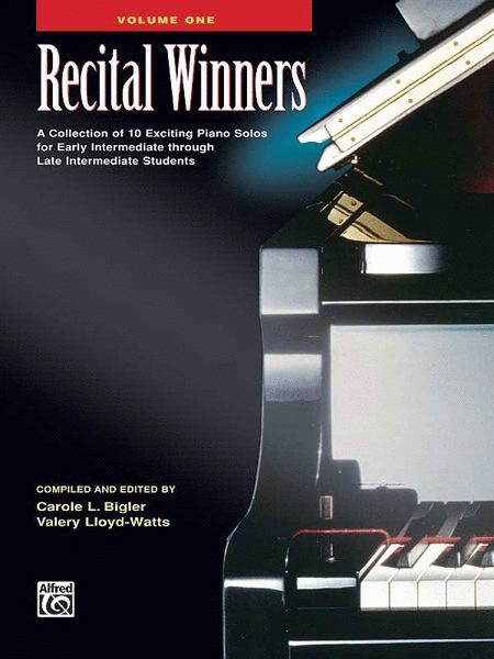 Recital Winners - Volume 1