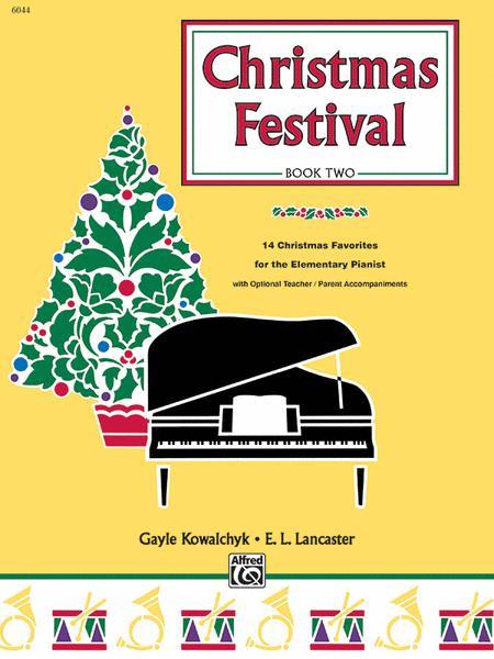 Christmas Festival, Book 2