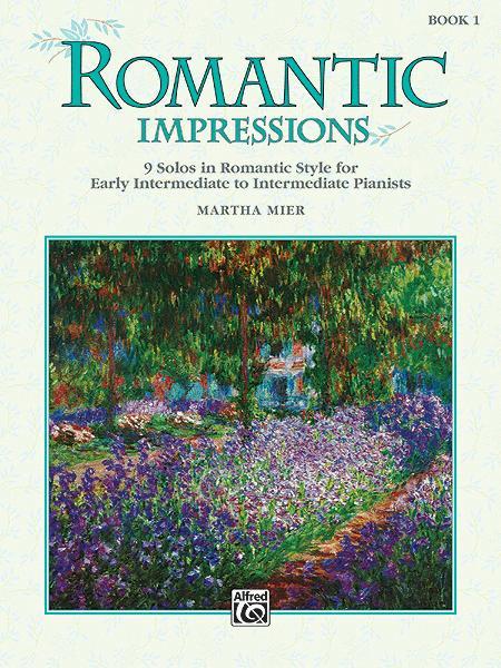 Romantic Impressions - Book 1