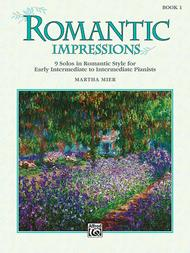 Romantic Impressions - Book 1