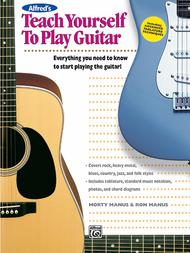 Teach Yourself To Play Guitar - Book