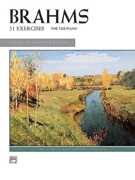 Brahms -- 51 Exercises