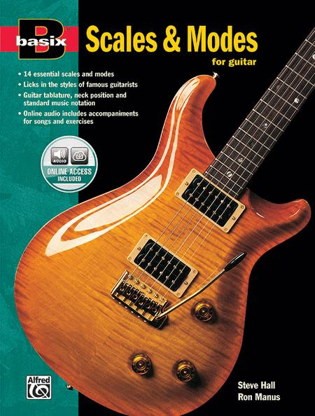 Basix Scales and Modes for Guitar