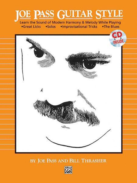 Joe Pass Guitar Style (Book/CD)