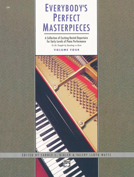 Everybody's Perfect Masterpieces, Volume 4