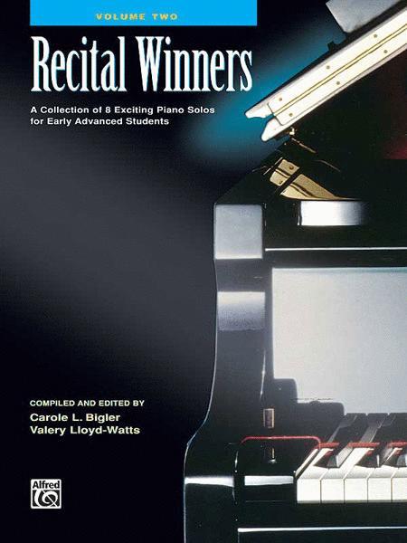 Recital Winners - Volume 2
