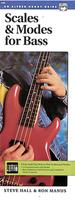 Tab Licks?scales And Modes For Bass (handy Guide)