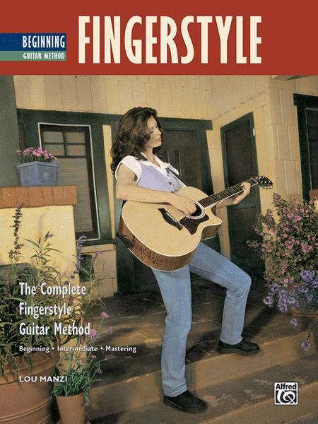 Beginning Fingerstyle Guitar (Book only)
